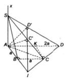 Giải bài 7 trang 126 sgk Hình học 11   Để học tốt Toán 11
